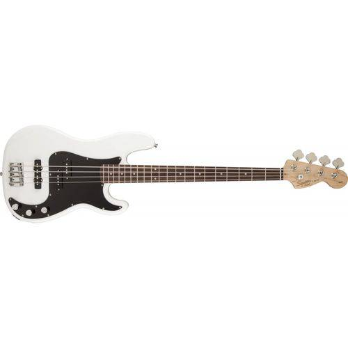 Contrabaixo Fender - Squier Affinity Pj. Bass - 505 - Olympic White