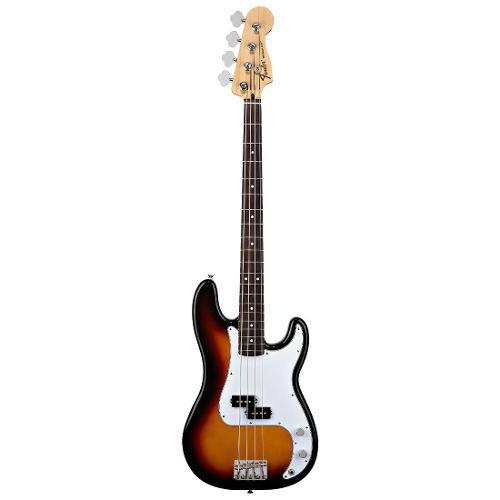 Contrabaixo Fender - Standard Precision Bass - Brown Sunburst