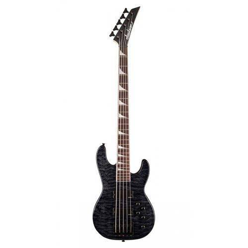 Contrabaixo Jackson 291 9020 Concert Bass V - Js3vqm - 585 - Transparent Black