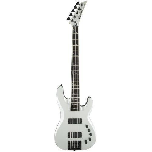 Contrabaixo Jackson Sign David Ellefson Concert Bass Cbx V Quicksilver