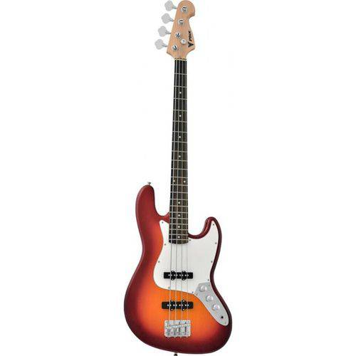 Contrabaixo Phoenix Jazz Bass Phx Jbcs 4 Cordas Cherry Burst