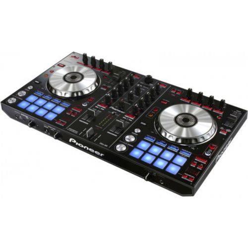 Controlador Pioneer DDJ SR com Serato DJ