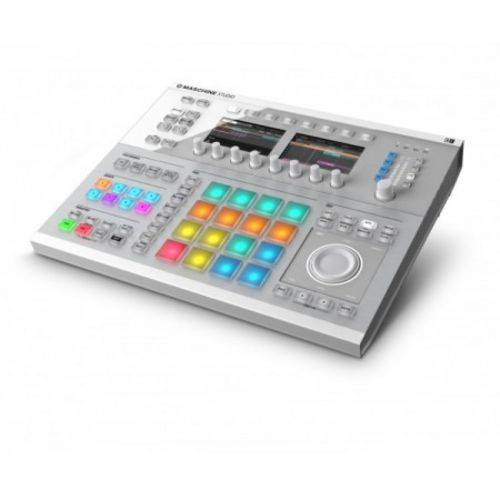 Controlador Sampler Maschine Studio White