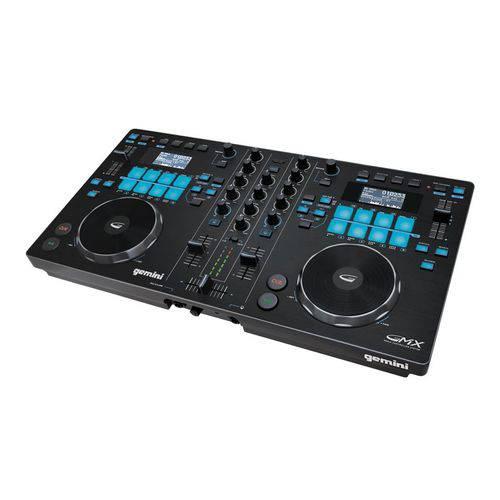 Controladora DJ 2 Canais USB Gemini GMX