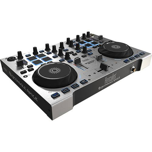 Controladora Hércules DJ Control RMX2