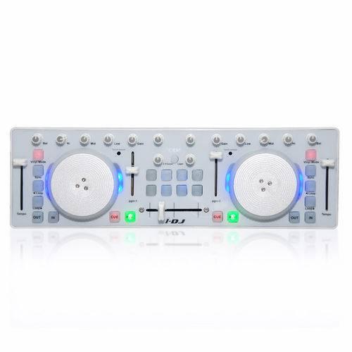 Controladora Icon I-DJ com Cabo USB