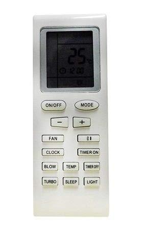 Controle Remoto Ar Condicionado Gree