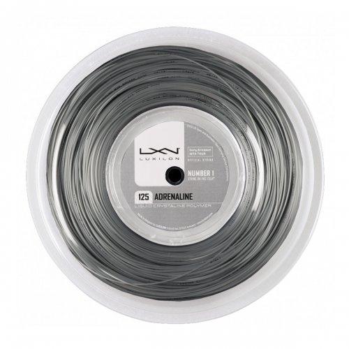 Corda Adrenaline 17 1.25mm Rolo C/ 200 Metros - Luxilon