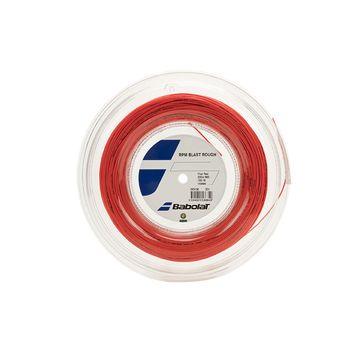 Corda Babolat RPM Blast Rought 130 16 Rolo 200m Vermelha