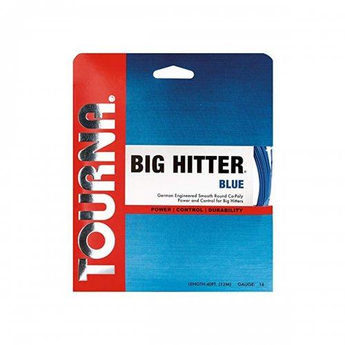 Corda Big Hitter Blue 17 1.25mm Set Individual ? Tourna 143203