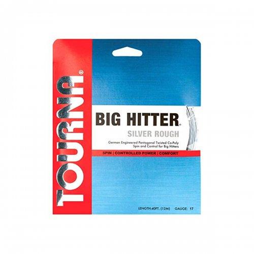 Corda de Tênis | Big Hitter Silver Rough - Tourna