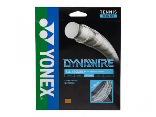 Corda Dynawire 16l 1.25mm Prata Set Individual - Yonex TGDW 1 25 TGDW125