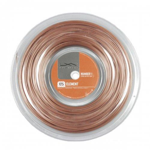 Corda Element 17 1.25mm Rolo com 200 Metros - Luxilon