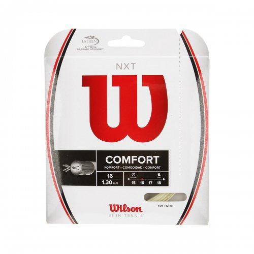 Corda NXT 16 1.30mm Natural Set Individual - Wilson