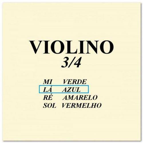 Corda P/ Violino 3/4 La Calixto