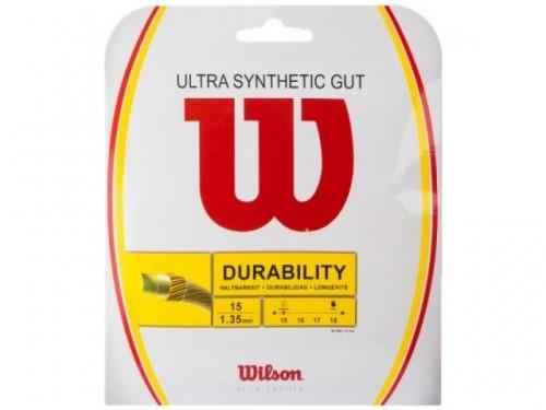 Corda Ultra Synthethic Gut 15 1.35mm Set Individual - Wilson