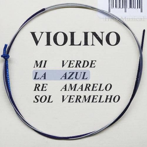 Corda Violino Mauro Calixto 4/4 - 2ª La a