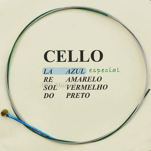 Corda Violoncelo Mauro Calixto Especial 1ª La a Cello 4/4