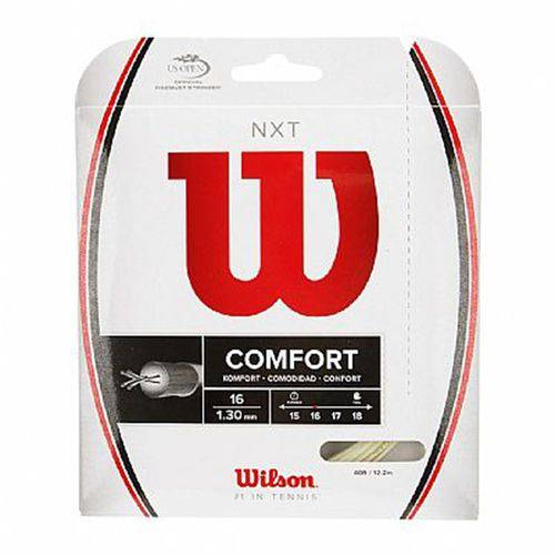 Corda Wilson Nxt Comfort Set - 17 - 1.24 Mm