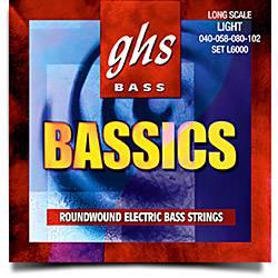 Cordas P/ Baixo 4 STR - GHS