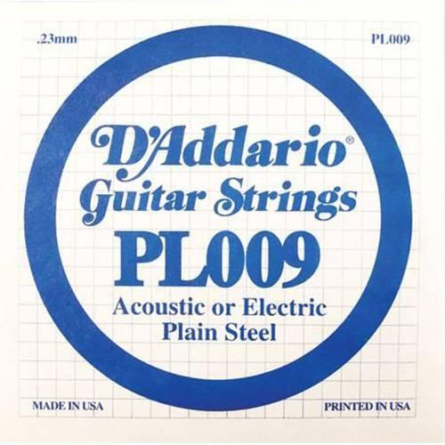 Cordas para Guitarra D`addario Pl016 Sol