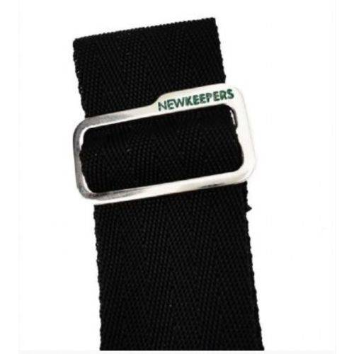Correia Basic Polyester 5cm (cor Preto) - New Keepers