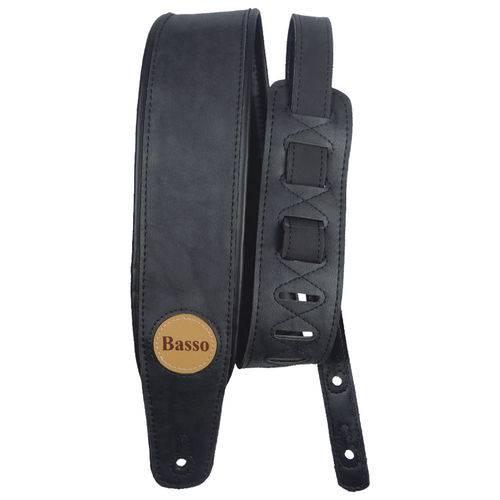 Correia Basso CLA-26 Jeans Estonada Estofada para Guitarra Violão Baixo