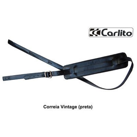 Correia Carlito Vintage . - Preto