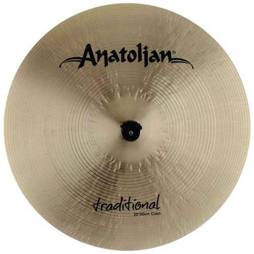Crash Anatolian Traditional 20¨ Handmade Turkish