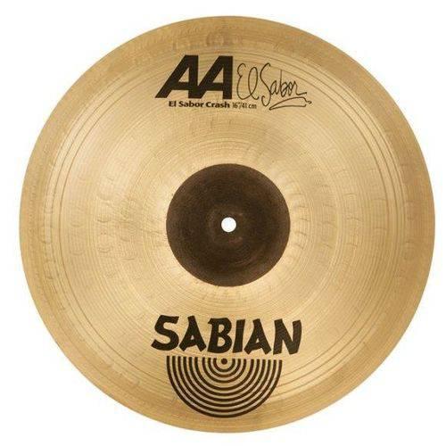 Crash Sabian Aa El Sabor Traditional 16¨