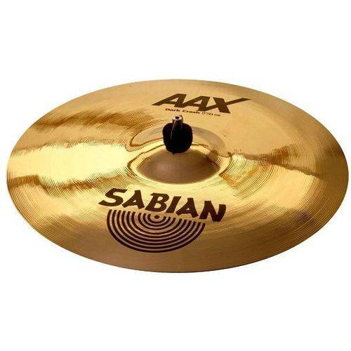 Crash Sabian Aax Dark Brilliant 17¨