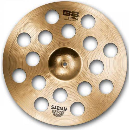 Crash Sabian B8 Pro O-zone 18¨