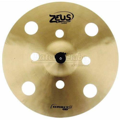 Crash Zeus Orbit X 17¨ Zfx Series em Bronze B20 Prato de Efeito Estilo O-zone Zoxc17