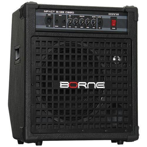 Cubo Amplificado para Baixo 150 W Borne Impact Bass Cb150