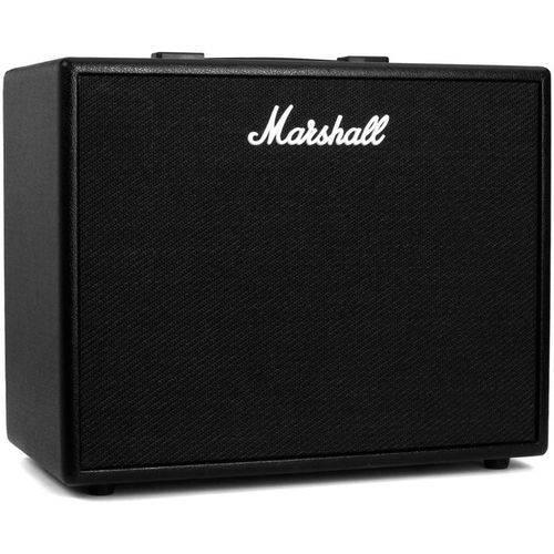 Cubo Amplificador Combo 50w Rms Guitarra Marshall Code 50