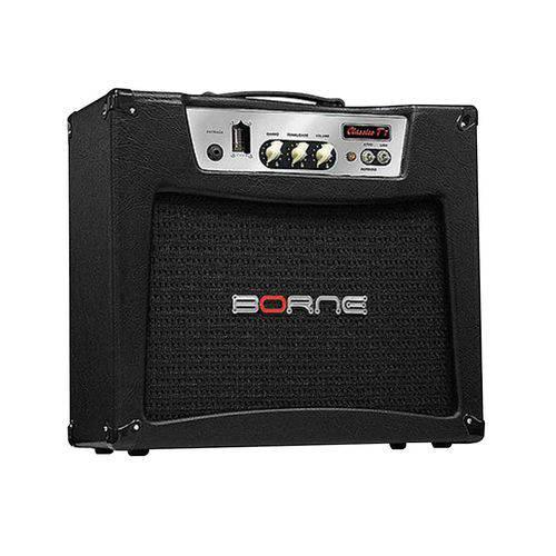 Cubo Amplificador Guitarra Borne Clássico T7 7 Watts