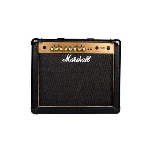 Cubo Amplificador Marshall Mg30gfx Gold 30w Rms P/ Guitarra 2 Anos Garantia