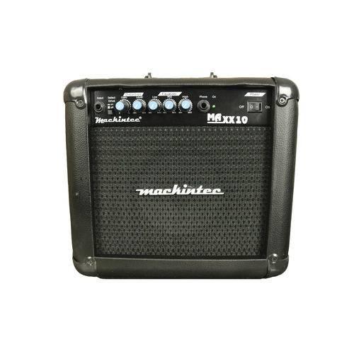 Cubo Amplificador para Guitarra Mackintec Maxx10 Preta