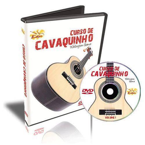 Curso de Cavaquinho Vol 1