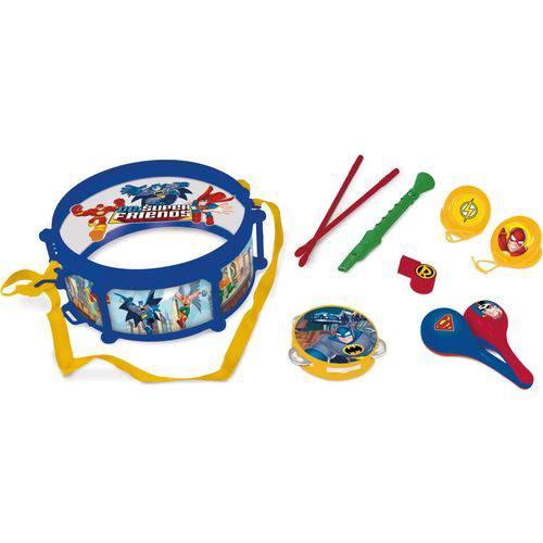 Dc Super Friends Kit Bandinha
