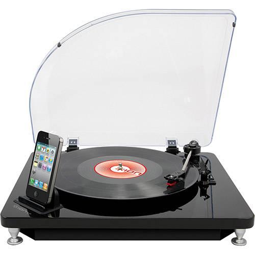 Digitalizador Discos Vinil para IPhone e IPad - ION - 12 Watts