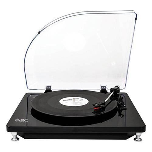 Digitalizador e Toca Discos Vinil com Conversão para o Formato Mp3 - Purelp