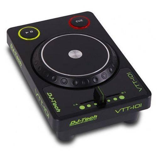 Dj Tech Controlador Midi Usb Vtt-101 (vtt101)