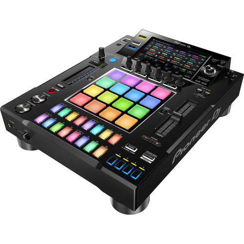 Djs-1000 Sampler de DJ Independente Pioneer DJ Preto