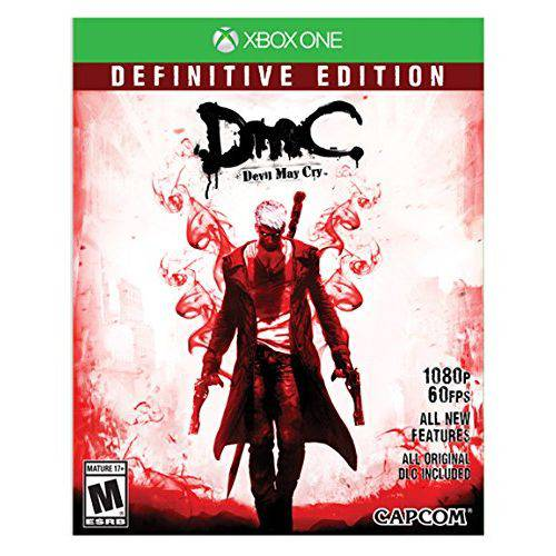Dmc Devil May Cry Definitive Edtion - Xbox One
