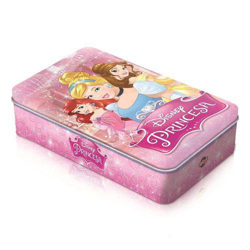Dominó Princesas Disney Lata - Toyng