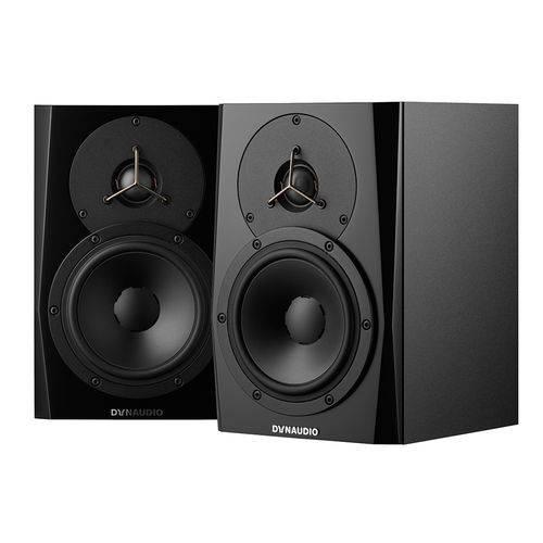 Dynaudio Lyd 5 - Par de Caixas Acústicas Studio Monitor Profissional Ativa