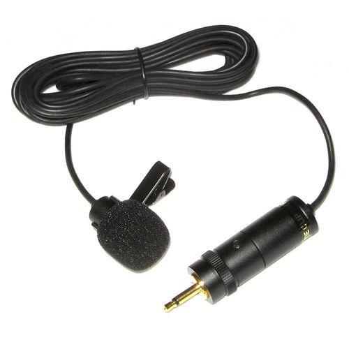 Em101 - Microfone C/ Fio Lapela em 101 - Yoga