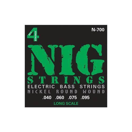 Enc Baixo Nig N 700 040 4 Cordas