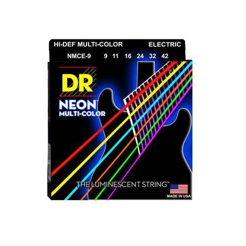 Enc Guitarra Dr 009 Neon Multicolor